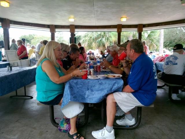 Cool Cruisers of Southwest Florida Member Picnic