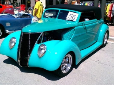 Cool Cruisers Naples at Ave Maria Apr 2014