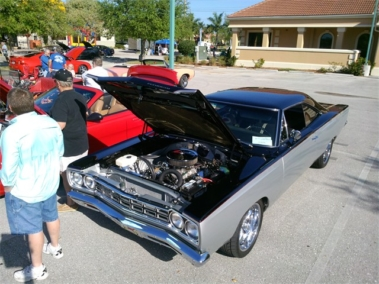 Cool Cruisers Classic Car Church Fundraiser